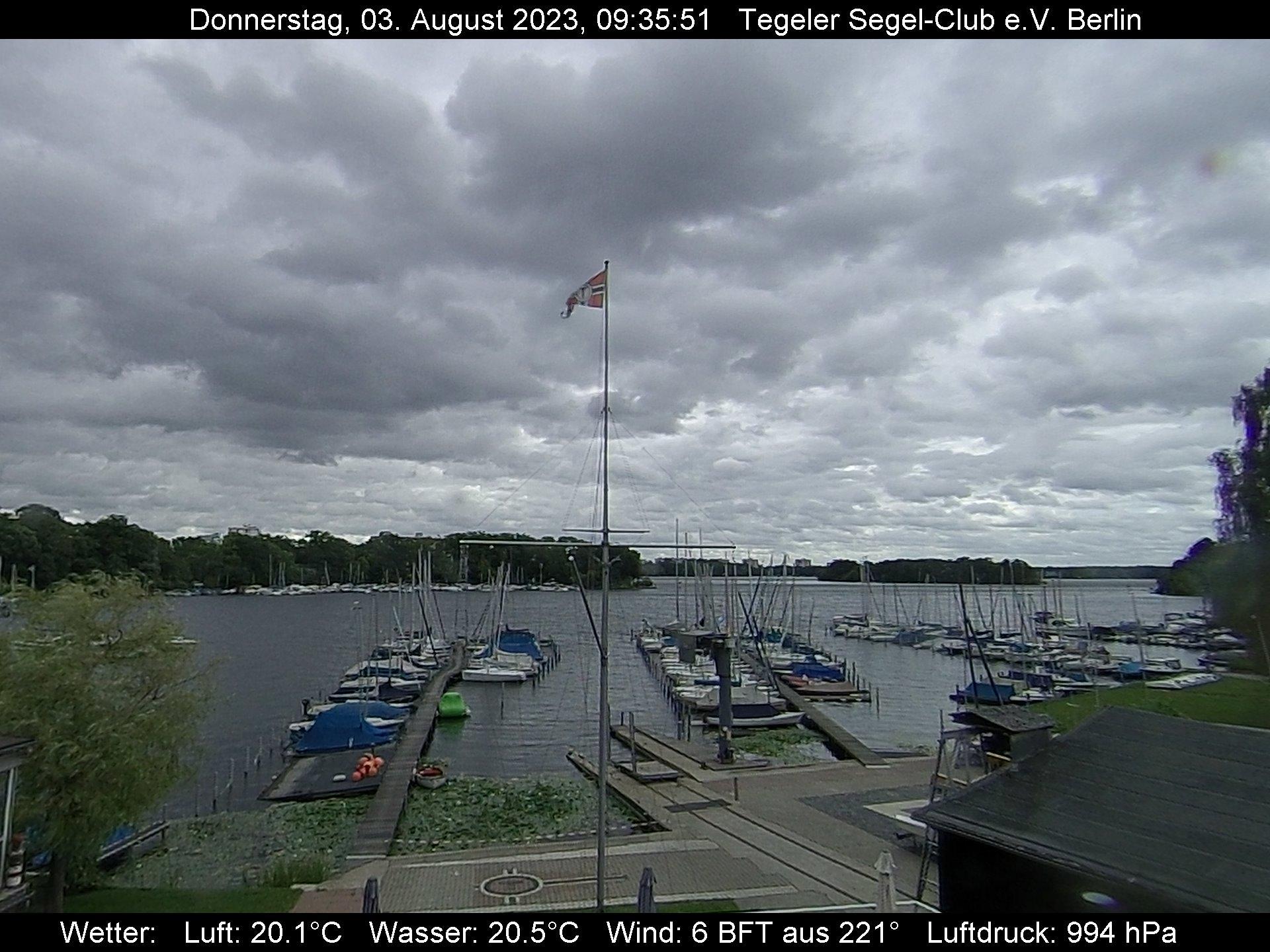 Wetter Berlin Köpenick Deutschland Wettervorhersage Berlin